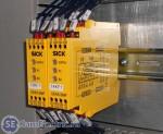 Реле безопасности в промышленном оборудовании