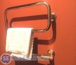 Электрический полотенцесушитель – устройство и подключение