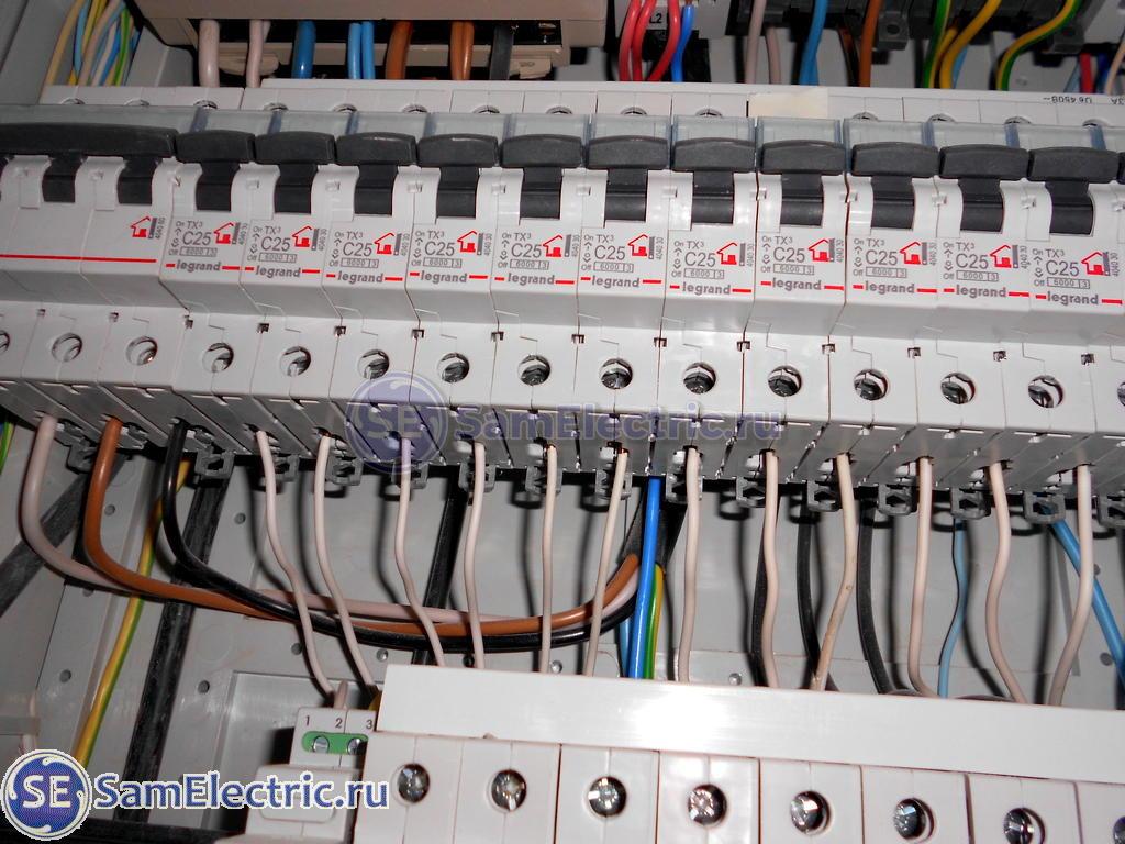 Вопрос по переделке квартирной электропроводки