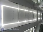 Монтаж светодиодной ленты на потолок