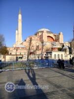 Поездка в Турцию. Стамбул.