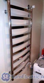 Подключение электрической сушилки для полотенец через УЗО