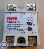 3 SSR - Твердотельные реле постоянного и переменного тока