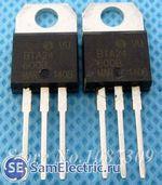 Активные компоненты- транзисторы, симисторы, микросхемы, готовые электронные устройства