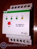 Автоматический переключатель фаз ФиФ PF-431