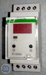 Реле температуры RT-820 M