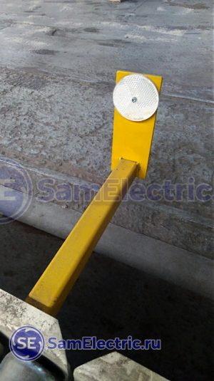 Рефлектор для датчика