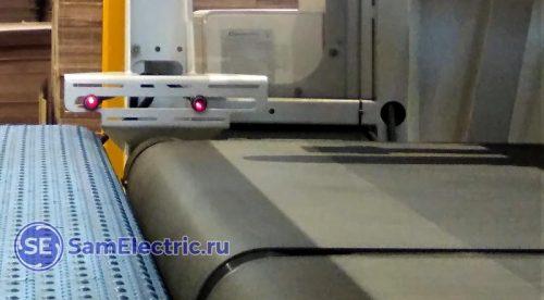 Оптические датчики в цилиндрическом корпусе