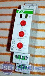 Контроллер-регулятор уровня F&F PZ-818