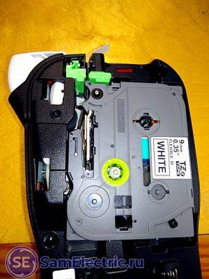 Вставленная кассета