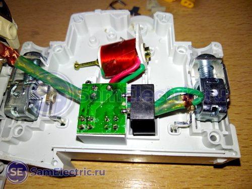 Электромагнит и трансформатор