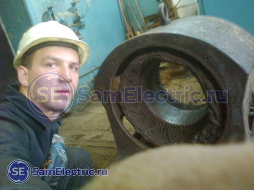 Дмитрий - ещё электрик