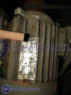 Шильдик двигателя