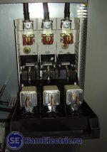 Предохранители в силовом шкафу