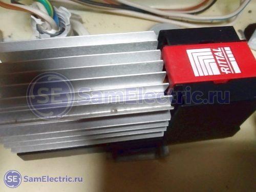 Нагреватель для электрошкафа