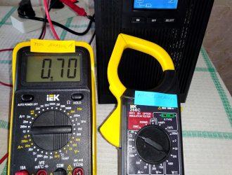 UPS Kehua, часть 2: выжимаю все токи
